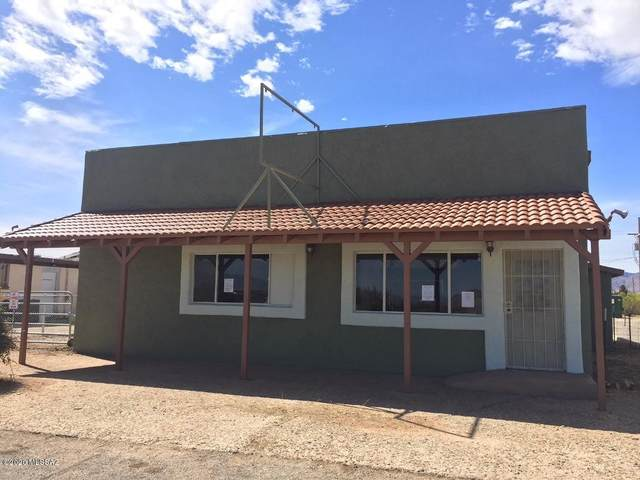 137 N Frontage Road, Pearce, AZ 85625 (#22108448) :: Kino Abrams brokered by Tierra Antigua Realty