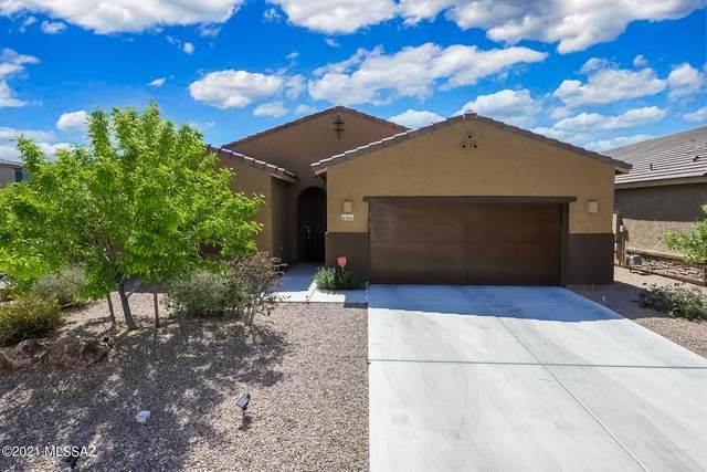 2305 W Sculptor Street, Oro Valley, AZ 85742 (#22108449) :: Tucson Real Estate Group