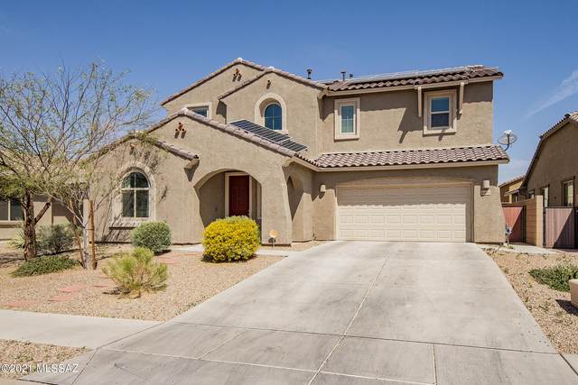 6456 W Smoky Falls Way, Tucson, AZ 85757 (#22108472) :: The Local Real Estate Group   Realty Executives