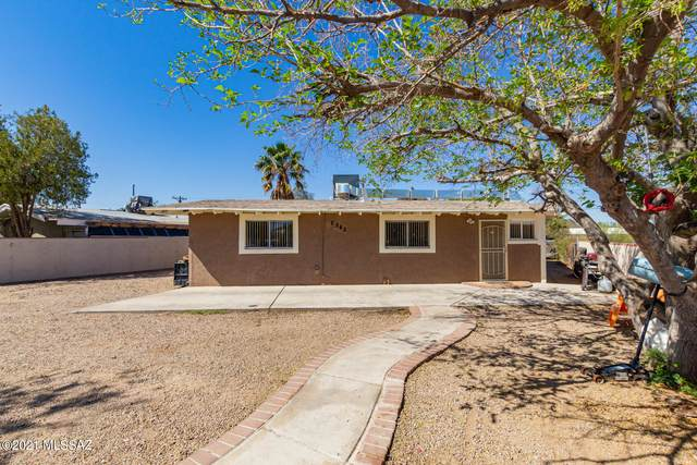 2342 S Sawtelle Avenue, Tucson, AZ 85713 (MLS #22108487) :: The Property Partners at eXp Realty