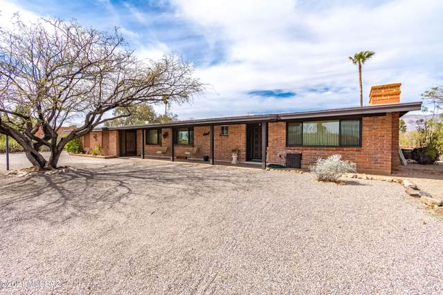 11321 E Comanchero Circle, Tucson, AZ 85749 (MLS #22108492) :: The Property Partners at eXp Realty