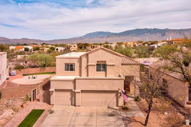 970 N Western Ridge Trail, Tucson, AZ 85748 (#22108513) :: Long Realty - The Vallee Gold Team