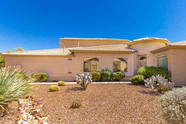 63663 E Hideaway Lane, Saddlebrooke, AZ 85739 (#22108516) :: Long Realty - The Vallee Gold Team