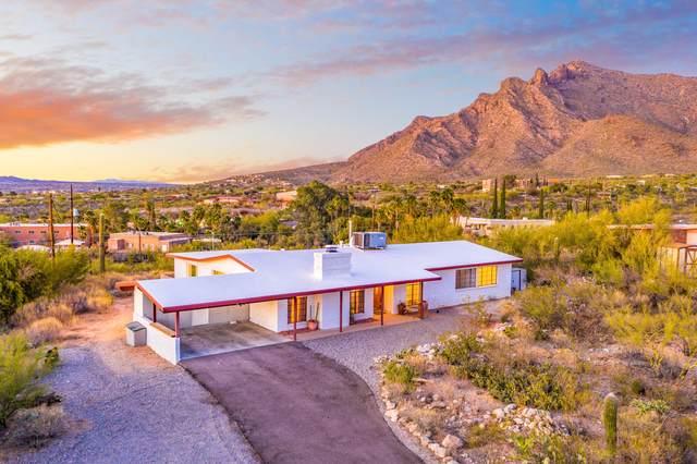 353 E Cambridge Drive, Oro Valley, AZ 85704 (#22108518) :: Kino Abrams brokered by Tierra Antigua Realty
