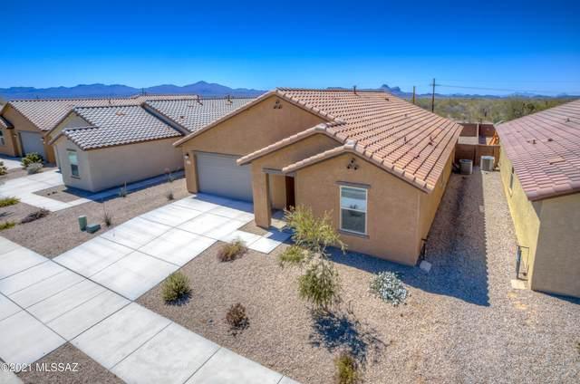 9053 N Thorny Preserve Loop, Tucson, AZ 85742 (#22108527) :: Tucson Real Estate Group