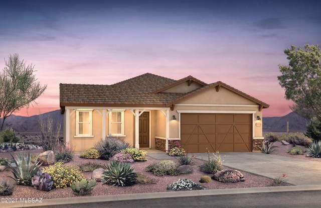8330 W Spaulding Street W, Tucson, AZ 85743 (#22108530) :: Long Realty - The Vallee Gold Team