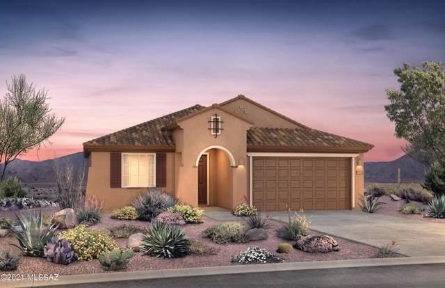 8270 W Spaulding Street W, Tucson, AZ 85743 (#22108534) :: Long Realty - The Vallee Gold Team