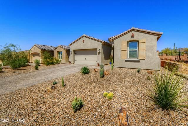 7714 W Buckeye Path, Marana, AZ 85658 (#22108536) :: Tucson Real Estate Group