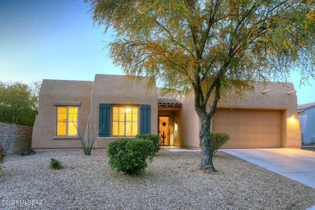 8026 N Coltrane Lane, Tucson, AZ 85743 (#22108537) :: Kino Abrams brokered by Tierra Antigua Realty