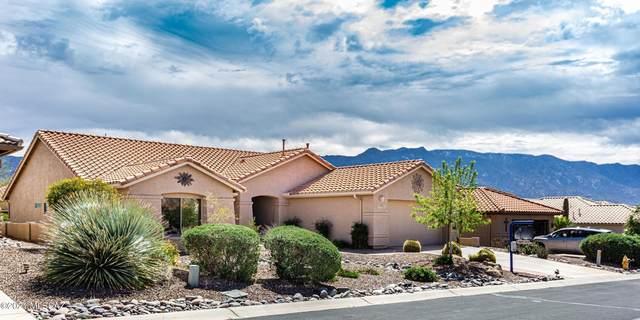 37955 S Flower Mesa Drive, Tucson, AZ 85739 (MLS #22108539) :: My Home Group