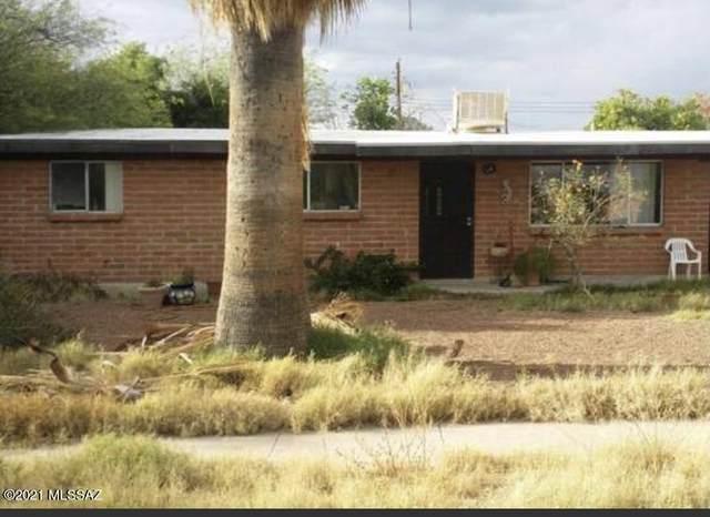 148 W Knox Drive, Tucson, AZ 85705 (#22108555) :: Gateway Realty International