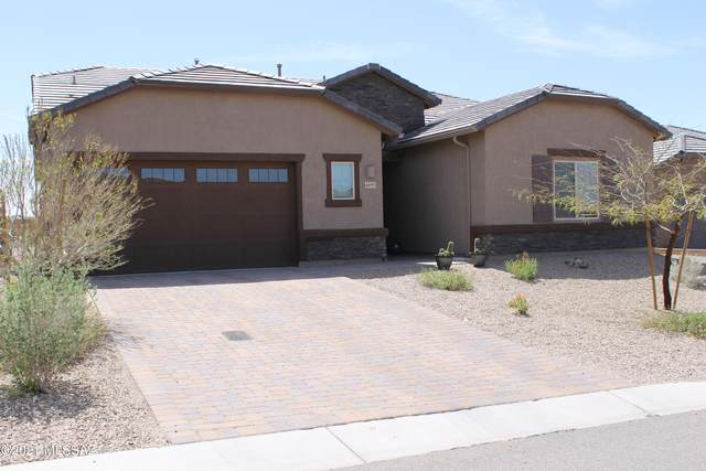 6695 W Red Hawk Place, Marana, AZ 85658 (#22108566) :: Tucson Real Estate Group