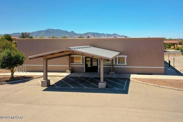 4525 Campus Drive, Sierra Vista, AZ 85635 (#22108569) :: Kino Abrams brokered by Tierra Antigua Realty
