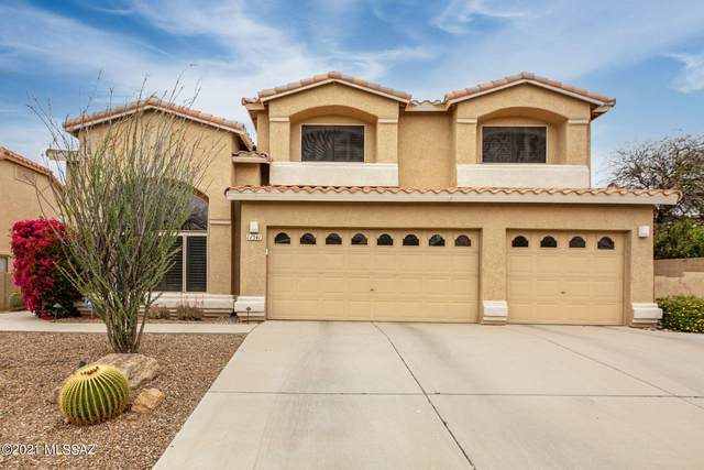 11341 N Chynna Rose Place, Oro Valley, AZ 85737 (#22108571) :: Keller Williams