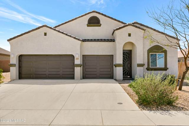 331 W Vista Monte Drive, Corona de Tucson, AZ 85641 (MLS #22108572) :: The Property Partners at eXp Realty