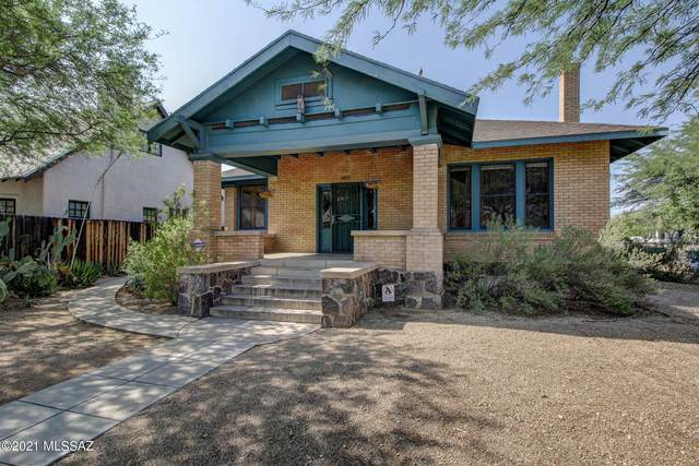 502-508 E 1st Street, Tucson, AZ 85705 (MLS #22108583) :: The Property Partners at eXp Realty