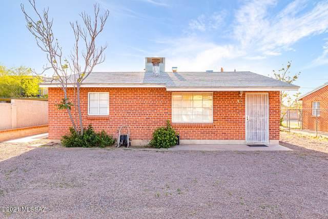 937 N Chrysler Drive, Tucson, AZ 85716 (#22108585) :: Tucson Real Estate Group