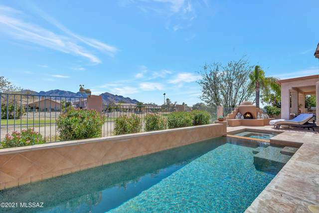 10850 N Eagle Eye Place, Tucson, AZ 85737 (#22108588) :: Long Realty - The Vallee Gold Team