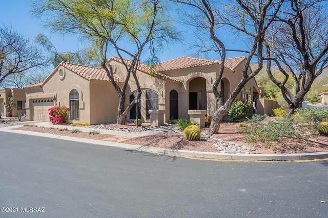 6991 E Nuthatch Trail, Tucson, AZ 85750 (MLS #22108600) :: The Luna Team