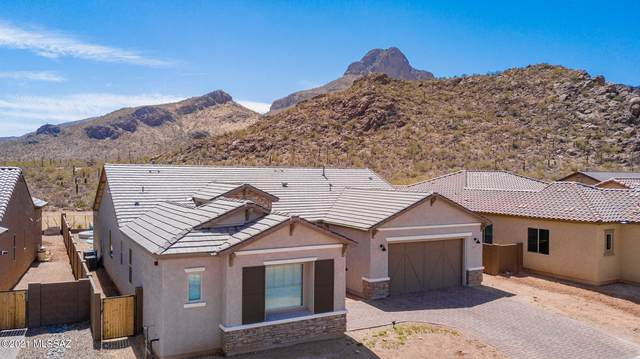 8297 W Spaulding Street, Marana, AZ 85743 (#22108613) :: Long Realty - The Vallee Gold Team