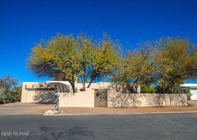 2705 E Lee Street, Tucson, AZ 85716 (MLS #22108629) :: The Property Partners at eXp Realty