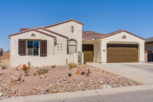 2487 E Rolling Meadow Lane, Green Valley, AZ 85614 (#22108630) :: Tucson Real Estate Group