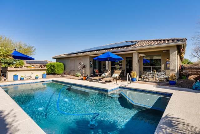 2392 E Mayview Drive, Green Valley, AZ 85614 (#22108631) :: The Local Real Estate Group | Realty Executives