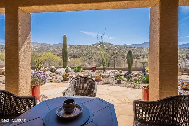 38201 S Arroyo Way, Saddlebrooke, AZ 85739 (MLS #22108642) :: My Home Group