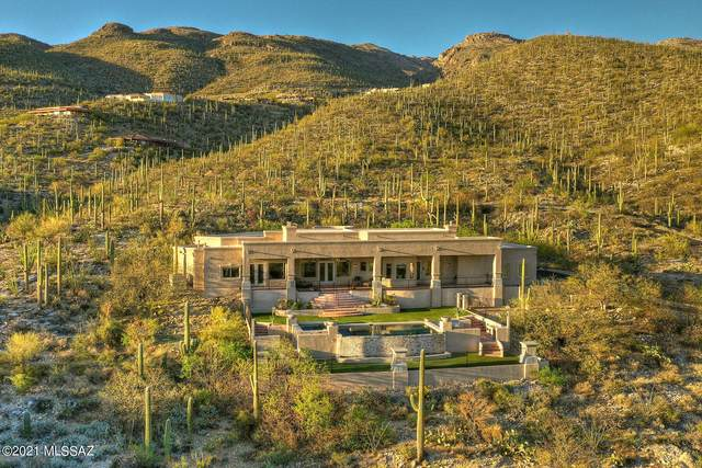 5251 N Highland Park Place, Tucson, AZ 85749 (MLS #22108650) :: The Property Partners at eXp Realty