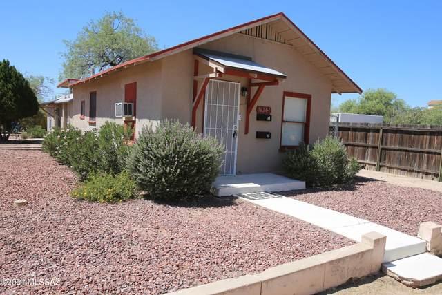 1624 E 8Th Street, Tucson, AZ 85719 (MLS #22108673) :: The Luna Team