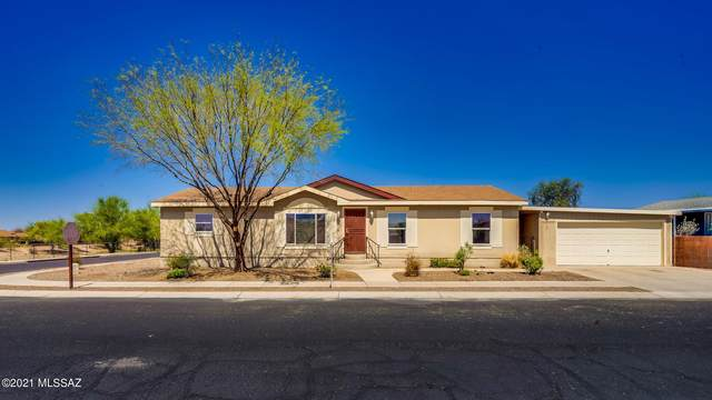 7229 S Rincon Ridge Drive, Tucson, AZ 85756 (MLS #22108681) :: My Home Group