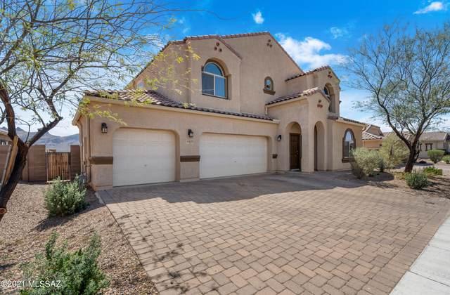 8819 W Cadwell Way, Marana, AZ 85653 (#22108684) :: Tucson Real Estate Group