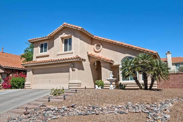 1170 W Coblewood Way, Tucson, AZ 85737 (#22108685) :: Luxury Group - Realty Executives Arizona Properties