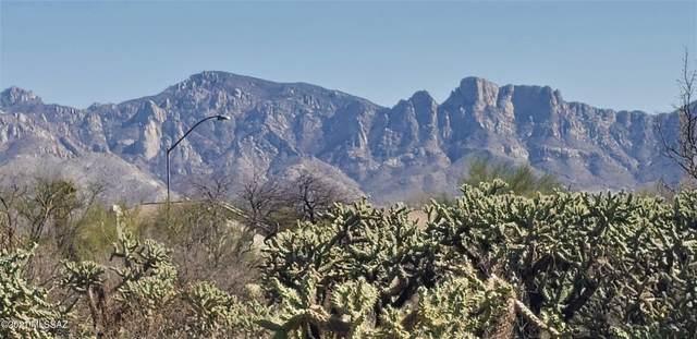 14122 N Silver Cloud Drive Lot 8, Oro Valley, AZ 85755 (#22108690) :: Keller Williams