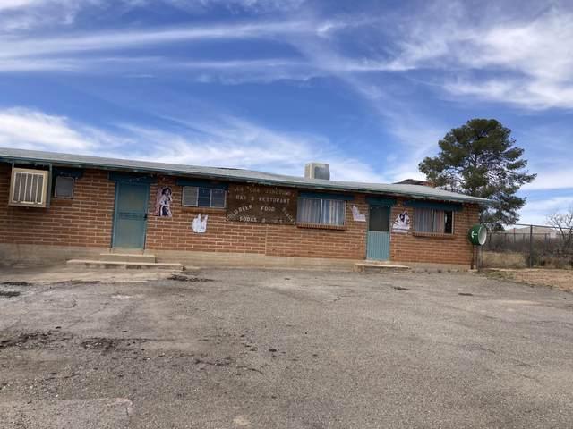 41400 S Sasabe Road, Sasabe, AZ 85633 (MLS #22108728) :: My Home Group