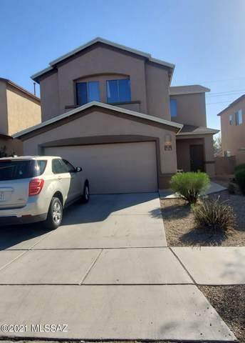 3574 E Drexel Manor Stravenue, Tucson, AZ 85706 (#22108758) :: Gateway Realty International