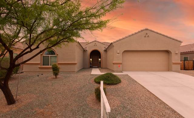 6168 S Eagle Cove Drive, Tucson, AZ 85757 (MLS #22108762) :: The Property Partners at eXp Realty