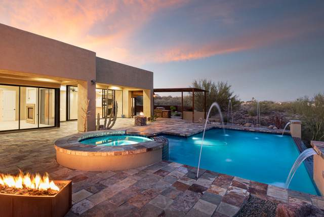 12542 N Vistoso View Place, Oro Valley, AZ 85755 (#22108766) :: The Local Real Estate Group | Realty Executives