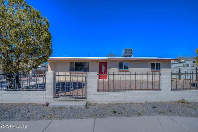 2115 N Avenida El Capitan, Tucson, AZ 85705 (#22108768) :: Keller Williams