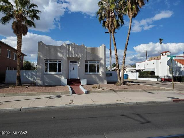 521 E University Boulevard, Tucson, AZ 85705 (MLS #22108773) :: My Home Group