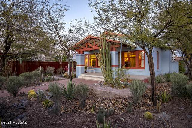 124 N Melwood Avenue, Tucson, AZ 85745 (#22108783) :: Tucson Real Estate Group