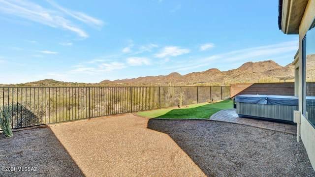 13271 N High Hawk Drive, Marana, AZ 85658 (#22108795) :: Long Realty - The Vallee Gold Team