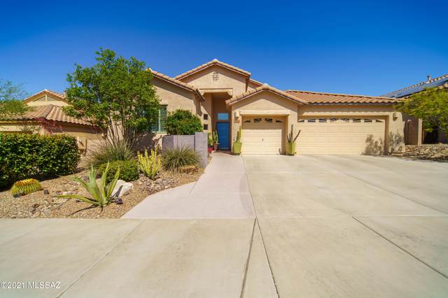 4920 W New Shadow Way, Marana, AZ 85658 (#22108827) :: Keller Williams