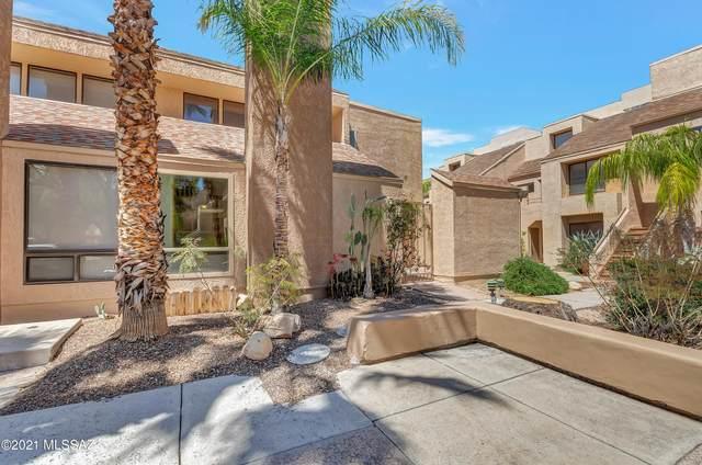 5675 N Camino Esplendora #6 #134, Tucson, AZ 85718 (MLS #22108828) :: The Property Partners at eXp Realty