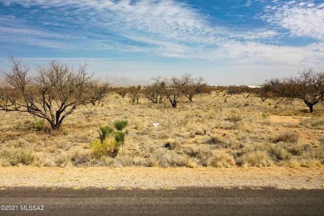 TBD W Lynx Lane #16, Benson, AZ 85602 (#22108831) :: Tucson Real Estate Group