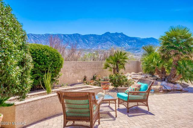 36893 S Golf Course Drive, Saddlebrooke, AZ 85739 (MLS #22108844) :: My Home Group