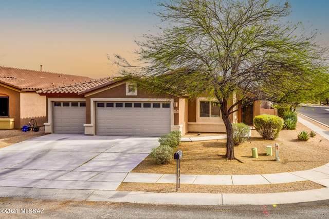 6489 W Winter Valley Way, Tucson, AZ 85757 (MLS #22108845) :: The Luna Team