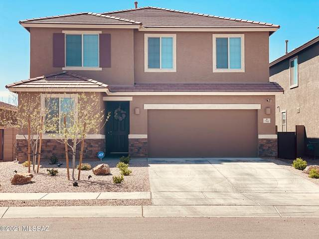 7761 W Long Boat Way, Tucson, AZ 85757 (#22108855) :: Tucson Real Estate Group