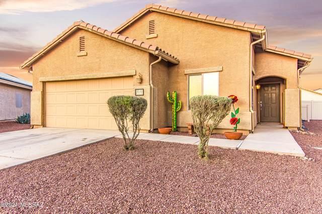 34463 S Corral Drive, Red Rock, AZ 85145 (#22108881) :: The Josh Berkley Team