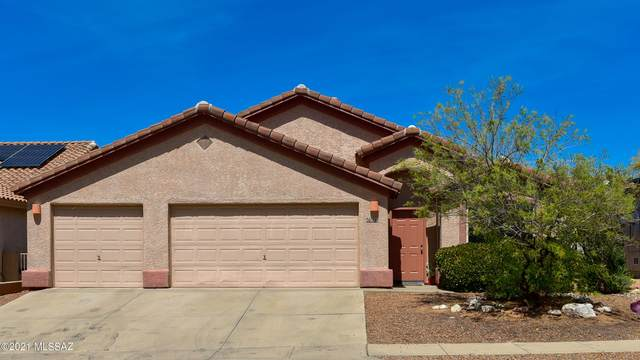 2245 E Rio Vistoso Lane, Oro Valley, AZ 85755 (#22108937) :: Keller Williams